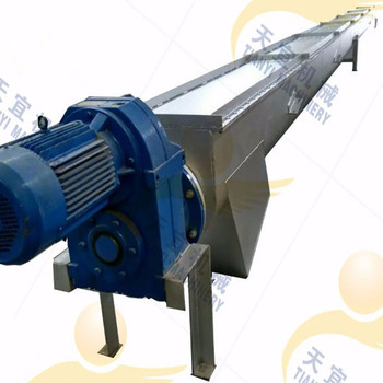 High Quality Heat-resistant Durable Fly Ash Screw Conveyor For Sale