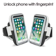 sports armband for htc one neoprene phone armband hotsale low price fit all mobile phone