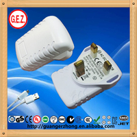 wall mount usb charger 9v 2a