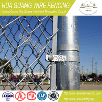 used chain link fence panels