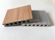 Ultra - Low Maintenance Capped Wood Plastic Composite Flooring Terrace Decking