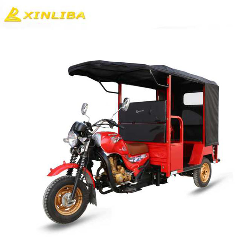 3-wheel tuk tuk bajaj passenger tricycle india