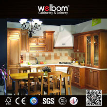Prefab Wooden Modern Kitchen Manufacturers Turkey