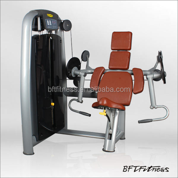 BFT-2003 bicep curl machine/seated bicep curl machine/biceps triceps machine