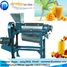 factory price Mango paste/pulp beating machine
