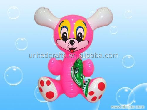 custom pvc inflatable animal toy