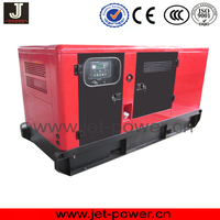 UK Engine10kw Silent Diesel Generator Set With ATS