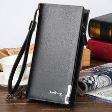 China top Brand Classic business men Leather <strong>Wallet</strong>