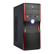 ATX gaming case with front USB port and HD AUDIO in cheap price fast delivery