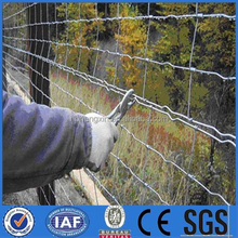 High tensile steel wire farm fence cattle fence stock fencing