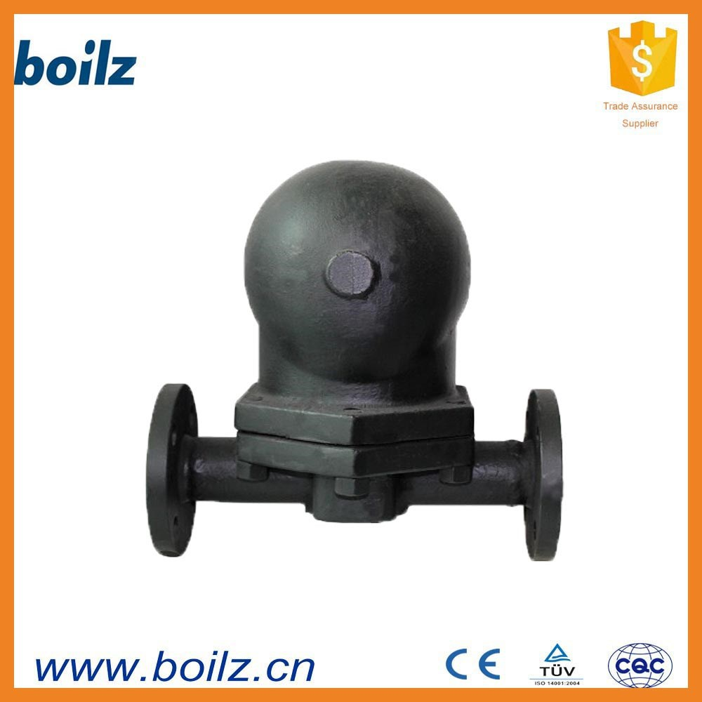 free float steam trap bellows type steam trap