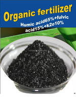 shinny humic acid price in organic fertilizer