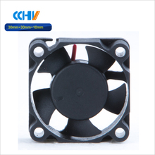 30*30*10mm 3010 5v dc low voltage mini brushless axial flow type cooling fan