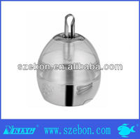 Stainless steel water ice container