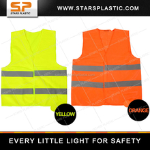High Visibility Knit Traffic Motorcycle Safety Reflective Vest RV-A19-007