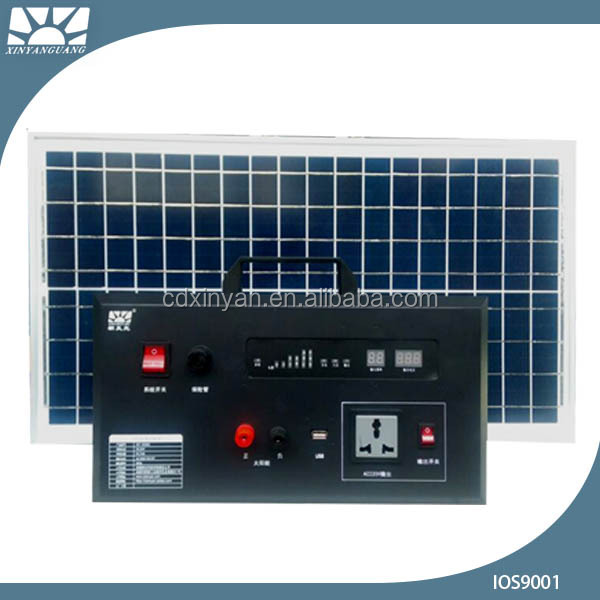 Hot sale 500w 1kw 2kw 3kw 5kw selectable roof mount solar power system for home