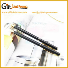 High Quality custom logo metal ballpoint roller pen