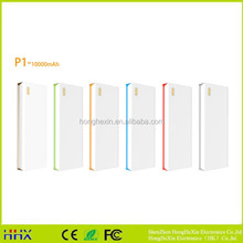 portable slim water proof wireless power bank new products on china market