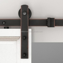 wall mounted sliding door hardware