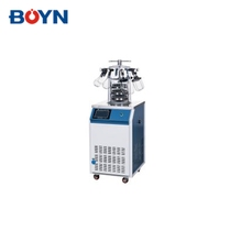 digital laboratory lyophilizer freeze dryer machine with heating function