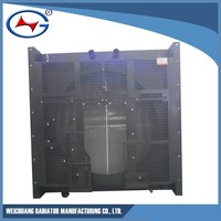 Weichuang China Aluminum Radiator For Generators