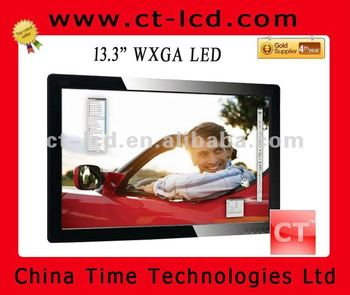 "13.3"" LED Slim Screen For Sony 1600*900 CLAA133UA01"