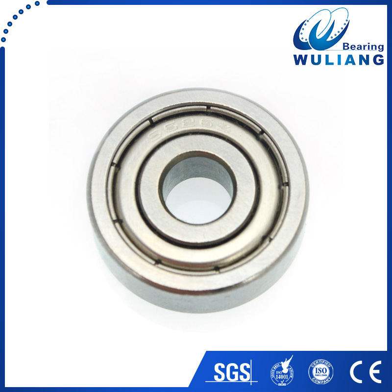 S626RS <strong>Bearing</strong> sizes 6x19x6 mm Stainless Steel Ball <strong>Bearings</strong> supply