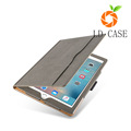 Unique modern design flip for ipad air case leather cover