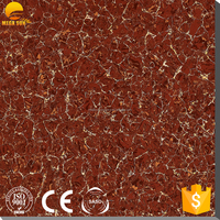 Factory price onyx polished porcelain tiles, polished porcelain tiles red