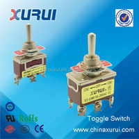 UL/TUV/CE different types of toggle switch
