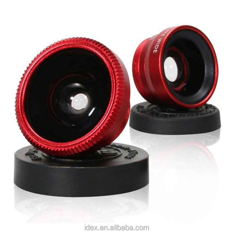 360 degree camera lens fish eye macro wide angle lens for mobile phone