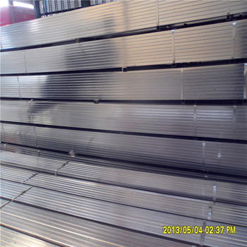 china manufacturer ! hot dipped gi square steel pipe / tube