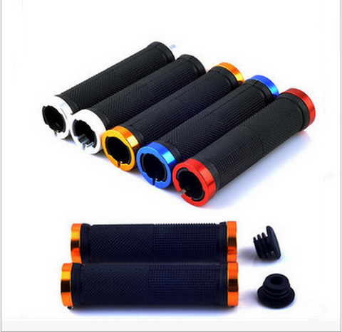 Hot Sell Bicycle Spare Part Mountain Bicycle Handlebar Bike Cycling Handle Grip