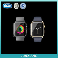 Factory Wholesale 0.3MM Round Cell Phone Tempered Glass Screen Protector For apple watch