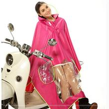 Adult pvc new stock rain poncho, wholesales raincoat for promotional gift,travel