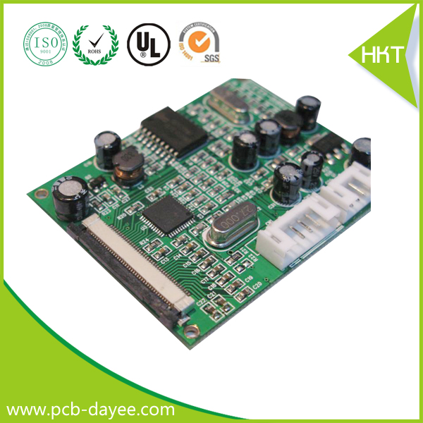 China full turnkey oem electronic dvd player pcb assembly
