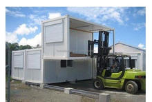 Flat pack container house,mobile house