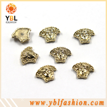 Factory iron on clothes hotfix studs for popular fashion garment