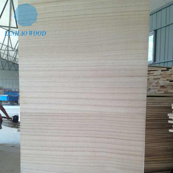 Paulownia Wood Core Material and Double-Sided Sanding Surface Finishing paulownia wood price