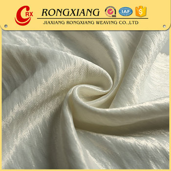 China Manufacturer 2016 new style Wholesale Polyester twill satin fabric