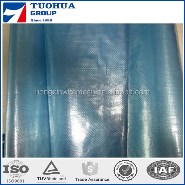 Austraila and Vietnam transparent PE tarpaulin cover instead greenhouse film