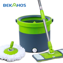 Car Wash Machine 360 Cleaning Floor Mop Bucket Ceiling Cleaning Mop