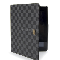 Ultra Thin Flip Leather 360 Rotating Cases For Apple iPad 2 3 4 Fashion Smart Stand Leather Cover