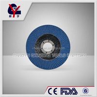 zirconia oxide flap disc
