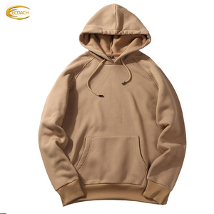 Ecoach Wholesale OEM New Spring Autumn Fashion Streetwear Hoodies Large Size Warm Fleece Mens hoodie