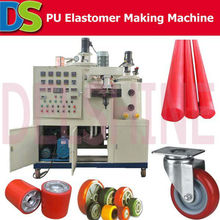 MOCA Type Polyurethane Elastomer Casting Machine