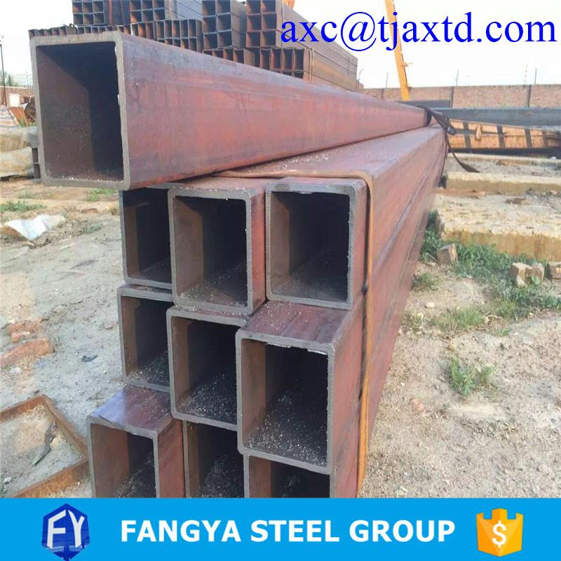 hollow section steel tube ! bs1387 square steel pipe 10mm carbon square tubes usa quality