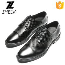 2017 new coming men's leather shoes factory direct brand men's business dress shoes for men