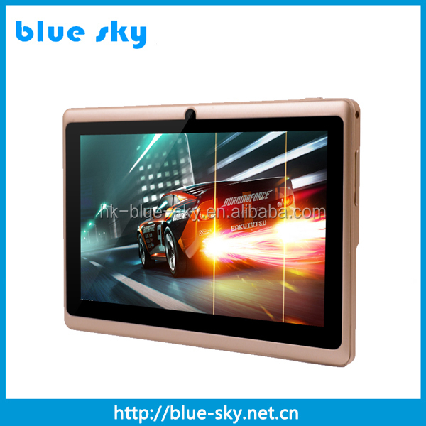 7inch high quality hot selling promotional products economic tablet pc