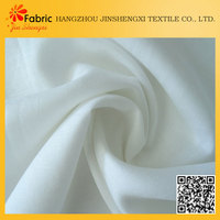 Pure white good quality home or hotel wholesale bamboo fabric for mattress